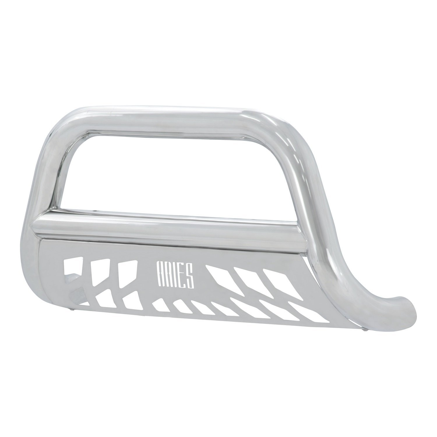 Aries 35-4008 Stainless Steel Bull Bar with Skid Plate