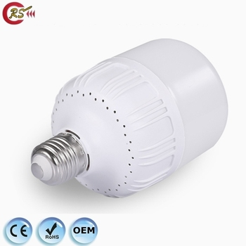 CKD high power led bulb 2700-6500K 12v 24v dimmable 5w 9w 13w 18w 28w 38w 48w E27 T shape LED bulb SKD parts raw material