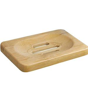 Natural Bamboo Bar Cheap Soap Dish
