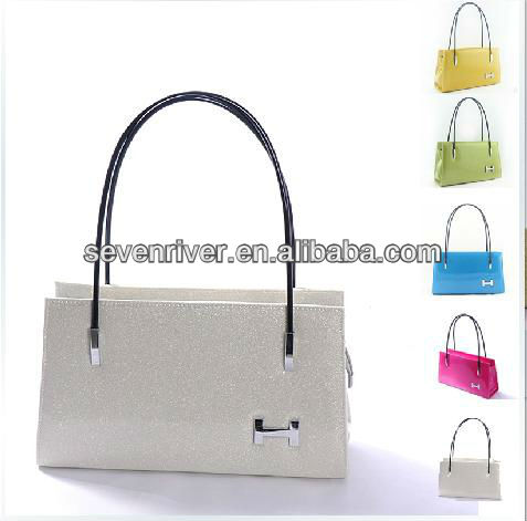 The newest fashion Korean candy color ladies handbag