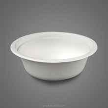Biodegradable microwave safe 16oz paper bowl with 470ml