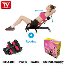 Factory Direct Sale AB Chair Gym Sport Equipment
