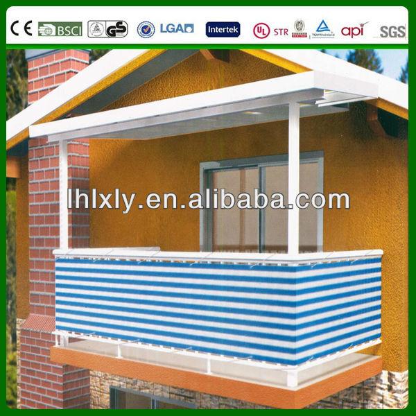 balcon couverture de confidentialit cran de cl ture balcon protection sun sail pare soleil. Black Bedroom Furniture Sets. Home Design Ideas