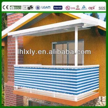 Balcony Privacy Cover Fence Screen Balcony Protection Sun Sail Sun