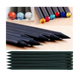 Save 10% High Quality Personalized Matte Wooden Black Pencil