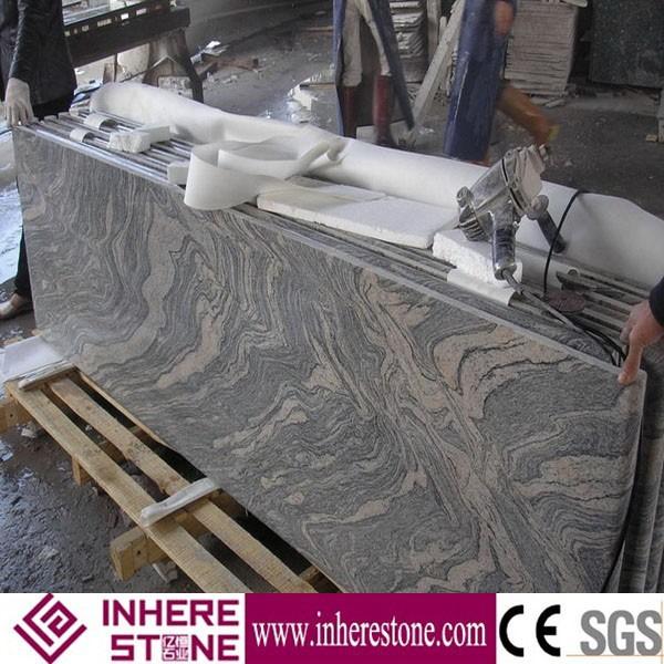 Kinawa Granite: الحجر الطبيعي Kinawa الجرانيت الجرانيت الرمادي ، حجر