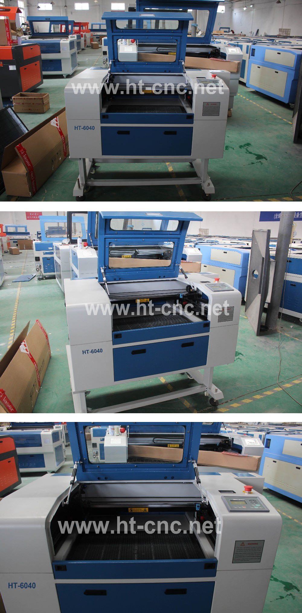 Multifunctional Economical Factory supply small laser cutter 6040