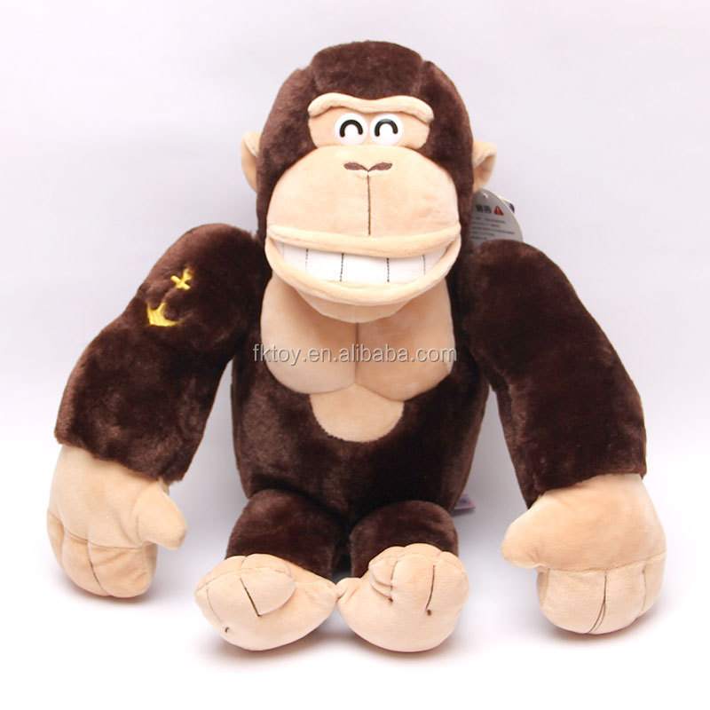 Big Size Plush Orangutan Toys Stuffed Animal For Children