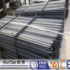 Australia standard black bitum or hot dipped galvanized y type star fence post