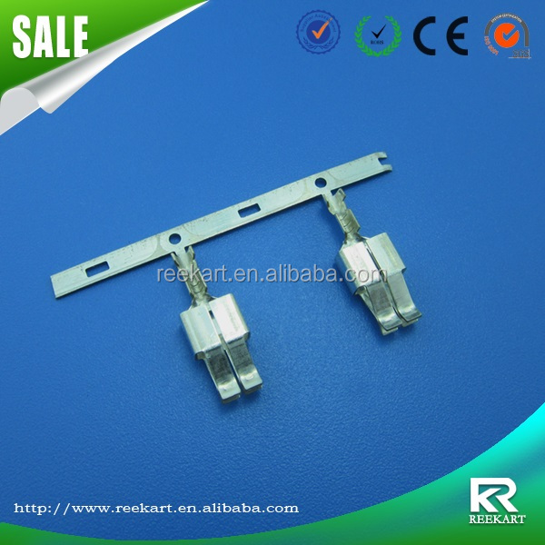926984-1 0.3mm Precision Std Timer Contact Electrical Double Crimp Terminals