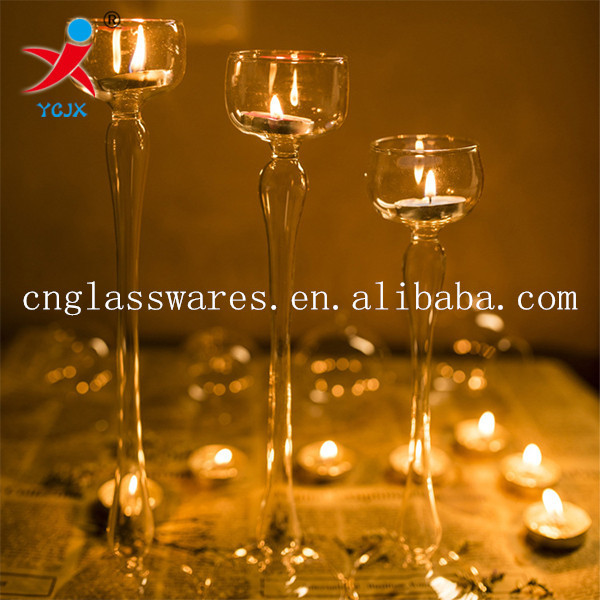 longstemmed glass candle holder longstemmed glass candle holder suppliers and at alibabacom