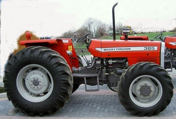 Massey Ferguson 385 (4wd) Tractors - Buy Massey Ferguson,Agricultural  Tractor,Tractors Product on Alibaba.com