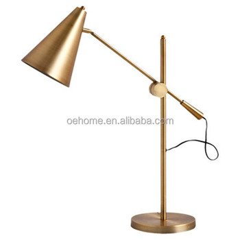 Cheap Price Modern Gold Table Lamp