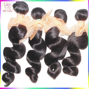 10A Grade Premium Tasha Loose Wave Virgin Hair Weaves start selling Brazilian Hair