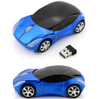 2018 new product car shape wireless car mouse computer mouse for gift