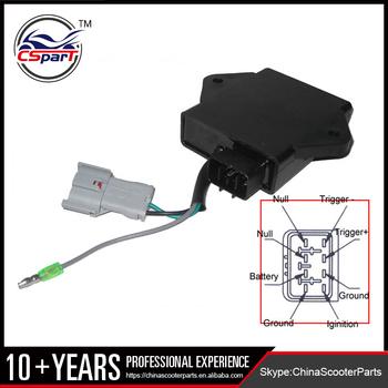 8 Pin Cdi For Jcl Buyang Linhai Xingyue 250cc 260cc 300cc Scooter Atv  Pin Cdi Wiring Diagram on coil wiring diagram, chinese 110 atv wiring diagram, chinese scooter wiring diagram, horn wiring diagram,