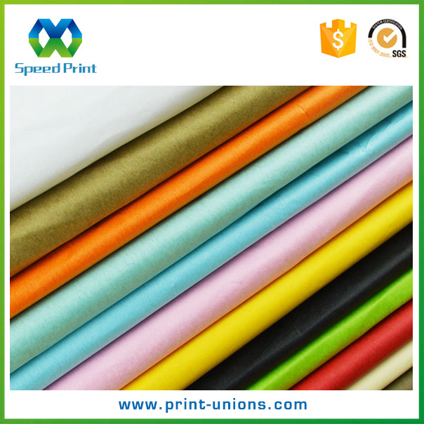 Customized colorful printing types of gift wrapping paper wholesale