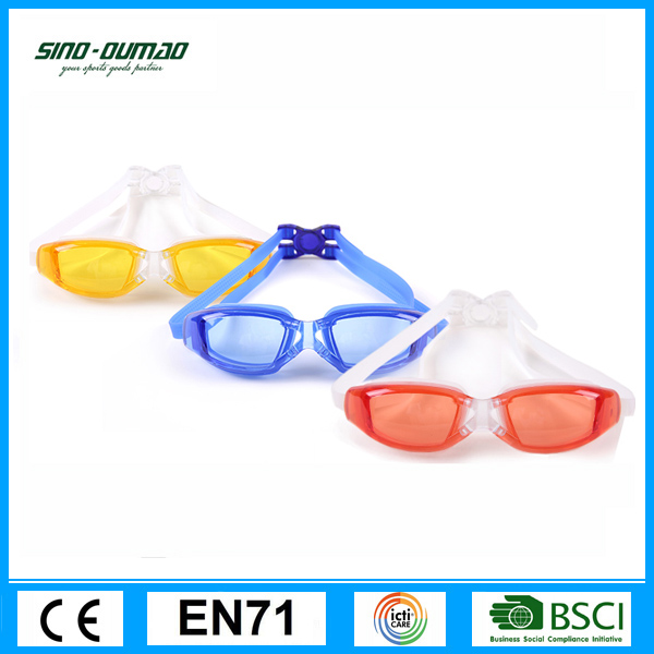 new style waterproof myopia swimming goggles