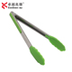 9inch 219 New product 2017 silicone food tong