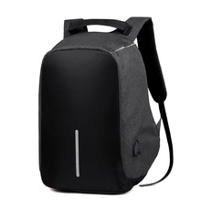 2017 New Design Multi-purpose Travelling Bag Usb Chargeable Anti Theft Backpack