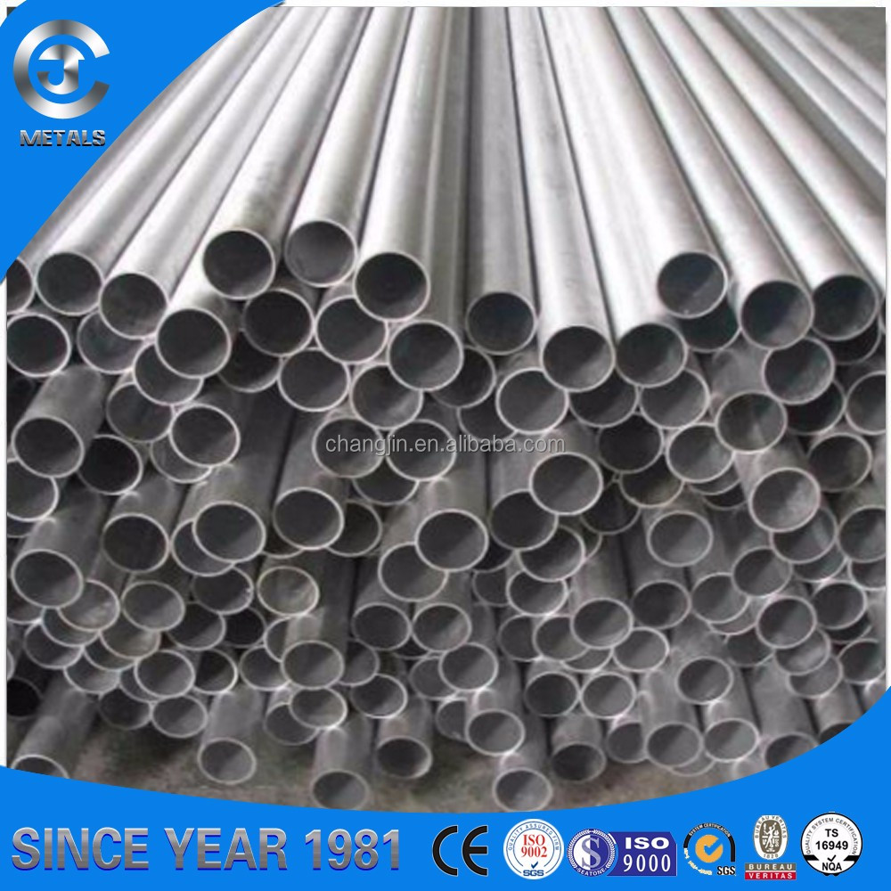 Customized 6063 t5 anodized aluminum pipes / aluminum tube extrusion 6061 6005 with high quality