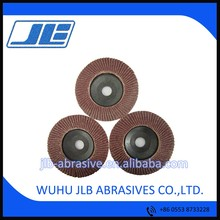 4 inch abrasive cutting grinding polishing flap metal wheel disc