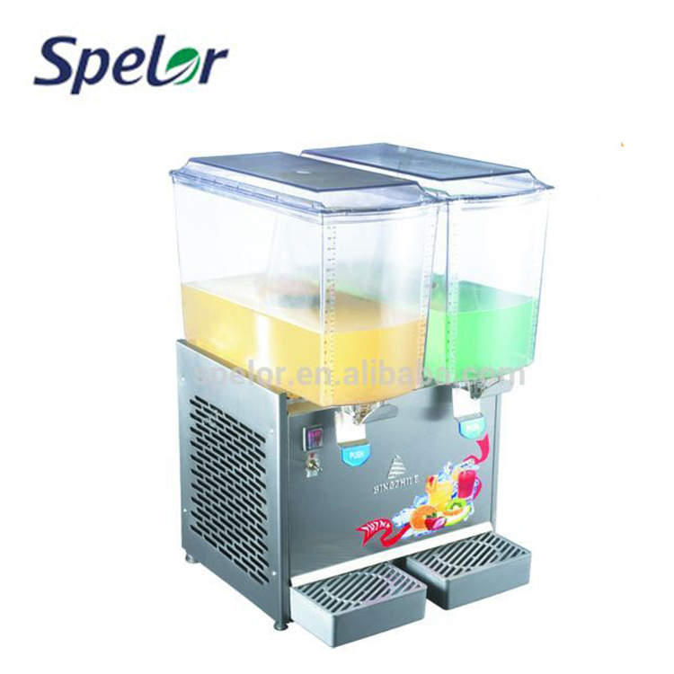 Cooling Faster Beverage Dispenser