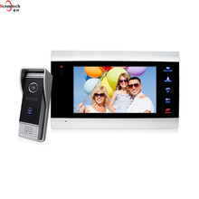 2 Wire Panel Video Door Phone Intercom System Manufacturer Experienced Over 18 Years in China