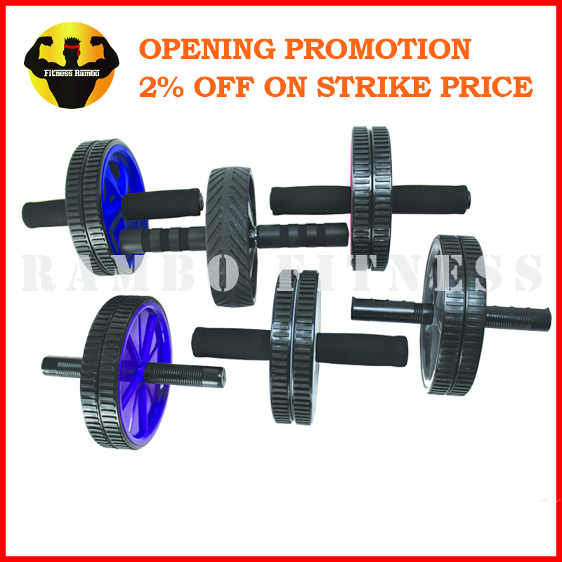 Cheap Exercise Equipment Ab Roller Wholesale