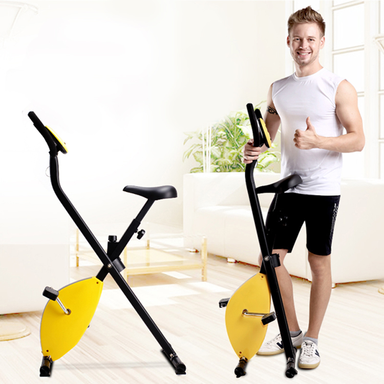 Fitness club exercise bike body fit magnetic exercise bikes for sale