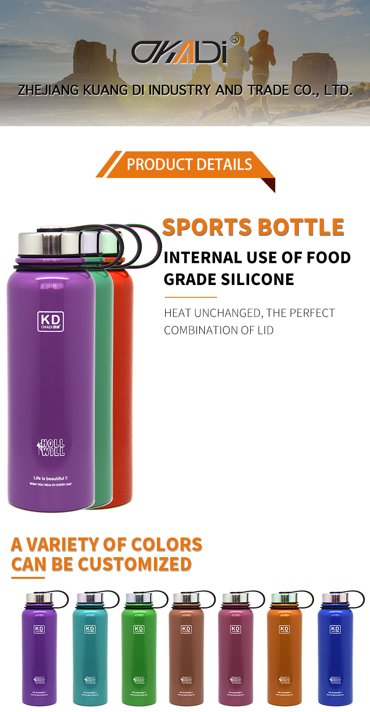China supplier Online Shopping Cheap sport water bottle with cooler stick