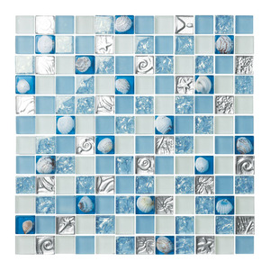 china good price mosaics floor glazed ceramic swimming pool tile