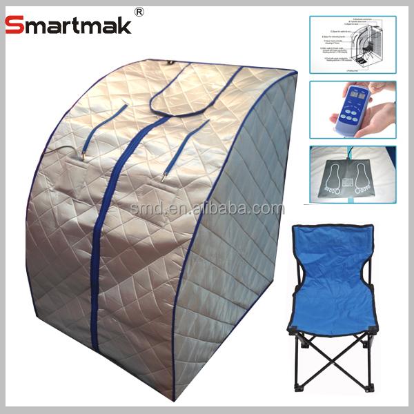 l 39 assurance commerce smartmak sauna infrarouge portable 1 personne sauna salle de sauna id de. Black Bedroom Furniture Sets. Home Design Ideas