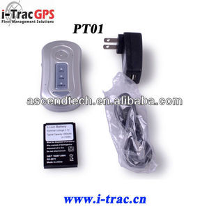 Real time Mini GPS asset tracker for kids monitoring and adult tracking with GPRS fleet management system