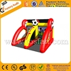 Inflatable games football batting cage inflatabe football cage A6048