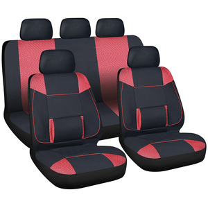 Car Seat Cover WaterProof & Nonslip Rubber Backing with Anchors Universal Design for All Cars,Trucks