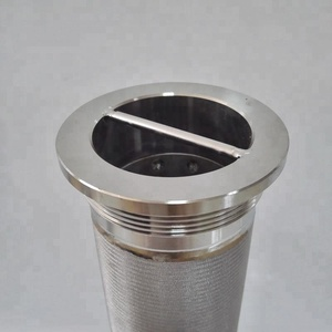 Stainless steel 5 layers sintered wire mesh filter / 3 layers sintered mesh / 2 micron sintered filter mesh