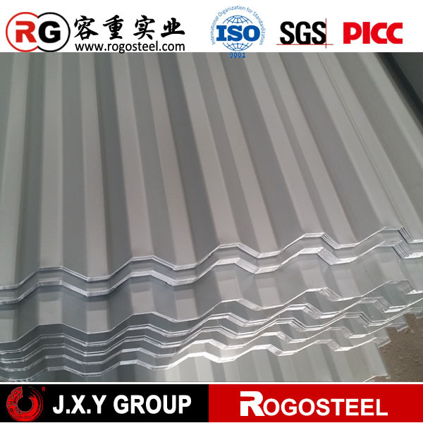 hot dip galvalume corrugated steel in coin/sheet for roofing or corrugated steel roof /door