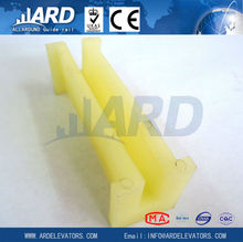 Lift parts,elevator guide shoe busher,elevator spare parts