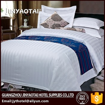 High End Quilted Bedspreads/bed Linen And Sheet Set For Hotel
