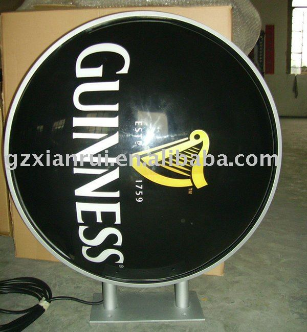 Guinness Acrylic Outdoor Light Box Signs Buy Outdoor Light Box Signs Illuminated Signs Light Box Outdoor Bar Lighted Signs Product On Alibaba Com