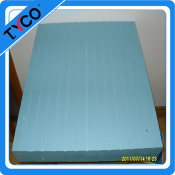 High density extruded polystyrene foam 100mm thick buy for 100mm polystyrene floor insulation