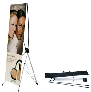 High Quality X Stand Display Banner for Outdoor Advertisement