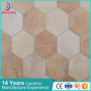 Spanish Floor Cement Tiledecorative Building Materials China