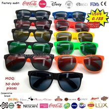 Hot selling cheap promotion wayfarers custom wholesale sunglasses