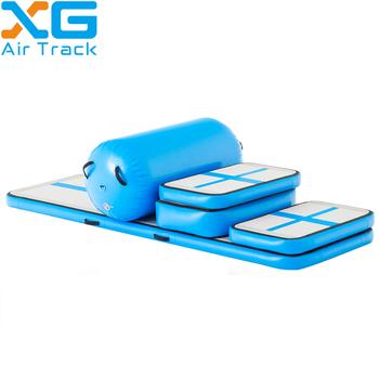 Goplus 15FT Air Track Inflatable Gymnastics Tumbling Mat w