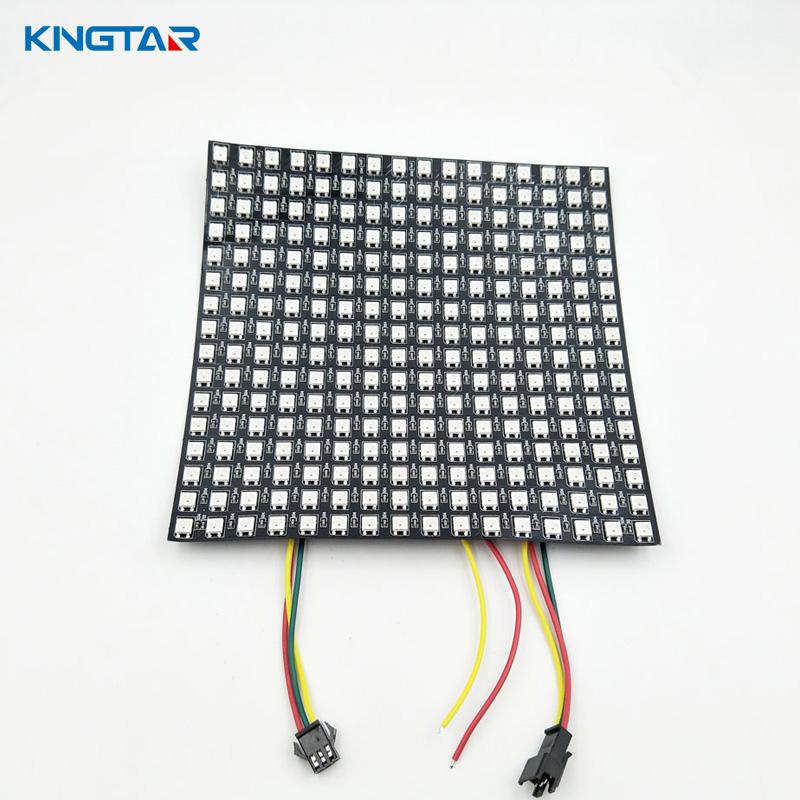 16x16 256 Flexible Led Matrix 5050 Ws2812 For Arduino - Buy Flexible Led  Matrix,Led Matrix Arduino,Led Matrix 5050 Product on Alibaba com