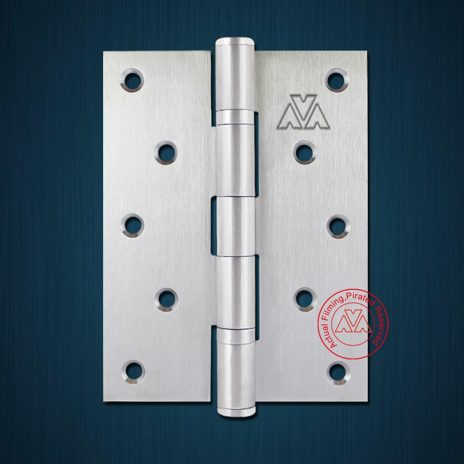 6 inch Stainless steel real Ball bearing true material Mute door hinge Accept reservations