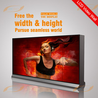 46 inch lcd tv wall with hdmi video wall controller