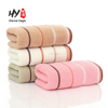 Manufacturers wholesale custom 32 stocks striped cotton towels
